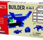 Power Blox™ Builds 4 in 1